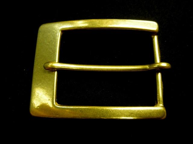 スタンダード真鍮バックル 40mm Y920-40B