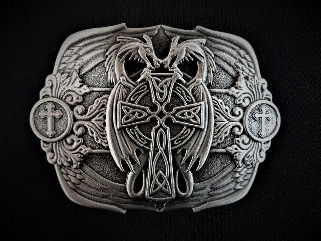 IVAN TROPHY BUCKLE Celtic Crest
