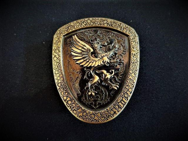 IVAN TROPHY BUCKLE Dragon Crest AB