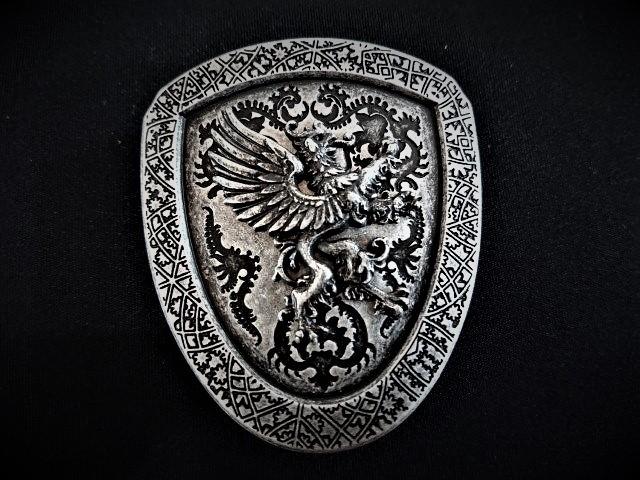 IVAN TROPHY BUCKLE Dragon Crest AN