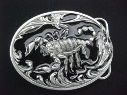 バックル ネイティブ SKS2D  Scorpion (Diamond Cut)