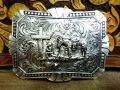 MONTANA SILVER BUCKLE 22718RTS-731