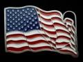 バックル BEC258E  American national flag