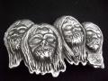 ヘビーメタル HM-DD02  4 Shrunken Heads
