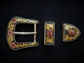 IVAN Black Canyon Buckle Set 38mm