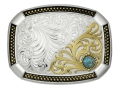 MONTANA オーダーバックル CUSTAMTROPHY  WESTERN BUCKLE 36710YG