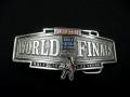 MONTANA BUCKLE   PBR314  2014 World Finals