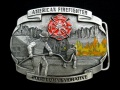 バックル SKAFF2008E American Fire Fighter 2008 Limited Edition  Buckle シリアルナンバー入り