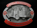 バックル  SKAFF2012E  American Fire Fighter 2012 Limited Edition Buckle シリアルナンバー入り