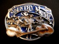 バックル SKAG34  Country Music