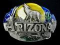 バックル  SKAG48E  Arizona Howling Wolf