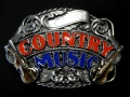 バックル SKE80E  I Love Country Music