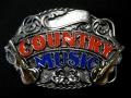 バックル SKE80E  I Love Country Music