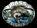 バックル  SKF40E  Bass Fishing 3D