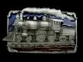 バックル SKH40E Steam Engine