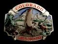 バックル SKP43E  Colorado God's Country