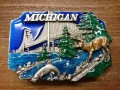 バックル SKS35E  MICHIGAN