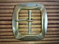 スタンダード真鍮バックル 40mm Y278-40B