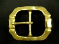バックル 40mm 真鍮 ギャリソンバックル  Y915B-40