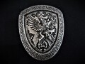 IVAN TROPHY BUCKLE Dragon Crest AN
