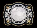 MONTANA CUSTAMTROPHY  WESTERN BUCKLE 61360
