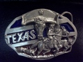 バックル ウエスタン SKAG60E  Texas Longhorn