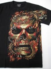T-368GC-ST 暗闇で光る 半袖Tシャツ