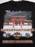 HDT-500-ST ハーレーダビッドソン 広島 Tシャツ