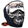 MSK-608FL ネオプリーン フルタイプ フェイスマスク  Evil Skull
