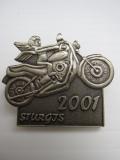 STP-303 ノスタルジックピン スタージス2001記念 レア物