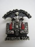 STP-94 ノスタルジックピン スタージス2004記念 レア物