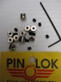STP-999 ピンロック (12個入り) PIN LOK
