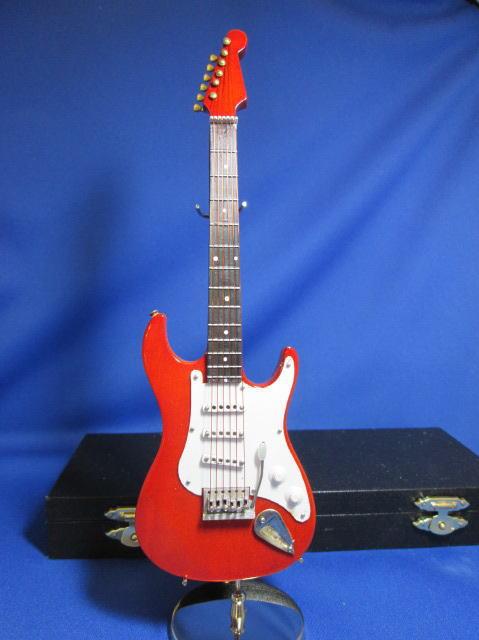 エレキギター GE34 20cm RED