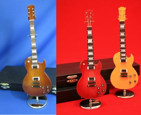 エレキギター GE18 20cm