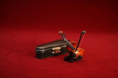 バイオリン 9cm