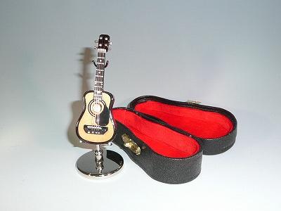 フォークギター  7cm