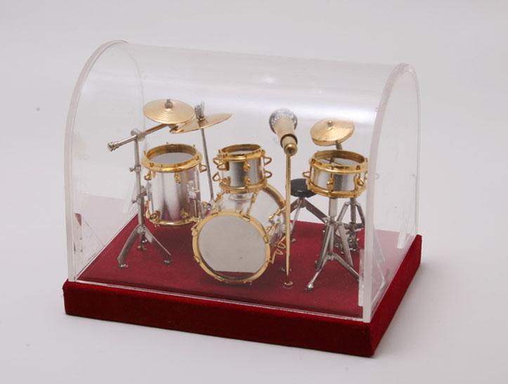 ドラムセット 1/18サイズ