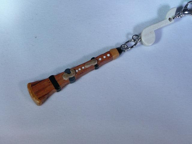 木製 クラリネット 楽器ストラップ Aシリーズ