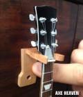 ミニチュアギター用  壁ハンガー  Axe Heaven