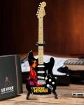 ミニチュア楽器 Axe Heaven フェンダー・ストラトキャスター ジミ・ヘンドリックスギター  JH-804