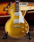 ミニチュア ギター ギブソン  1957 Les Paul Gold Top    AXE HEAVEN