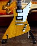 ミニチュア ギター ギブソン  Gibson   Korina Explorer   AXE HEAVEN