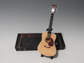 ミニチュア楽器 Axe Heaven  AC-001 Vintage Sunburst  Acoustic Mini Guitar