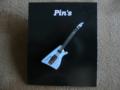 ピンズ ギター イバーニーズ G-216