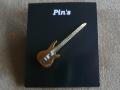 ピンズ ギター グレコ G-218