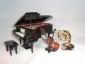 ミニチュア ピアノ三重奏  Bセット