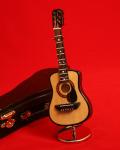 フォークギター  15cm