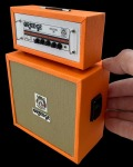 ミニチュア楽器 Axe Heaven  アンプ  Orange ROCKER 30 Stack Amp Model