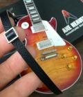 ミニチュアギター用ストラップ  Axe Heaven