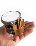 スケールドラム用  ドラムスティックバッグ&ドラムスティック
